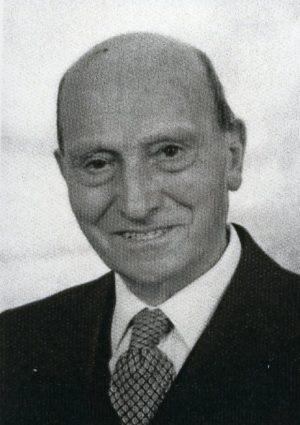 Portrait von Adolf Bauer