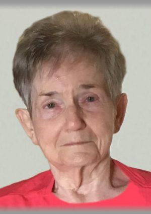 Portrait von Leopoldine Aron