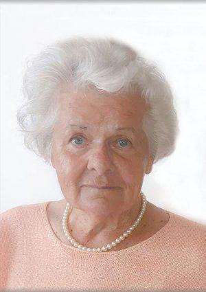 Portrait von Gertrude Kreutzer