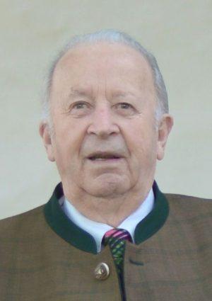 Portrait von Johann Wildthan