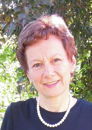 Portrait von Martha Steiner