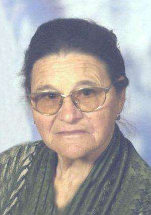 Portrait von Leopoldine Maurer