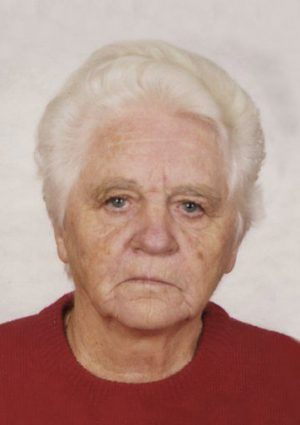 Portrait von Josefa Schmutzer