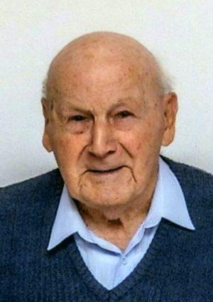 Portrait von Alfred Popper