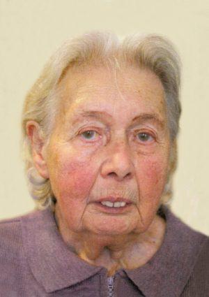 Portrait von Elfriede Greileder