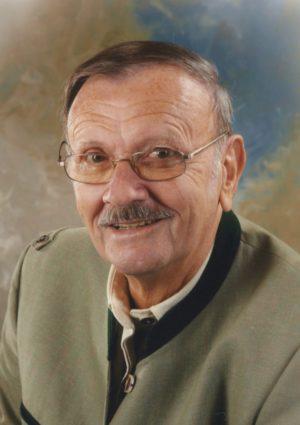 Portrait von Ferdinand Obermeier