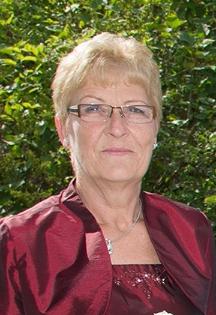 Portrait von Erna Willach