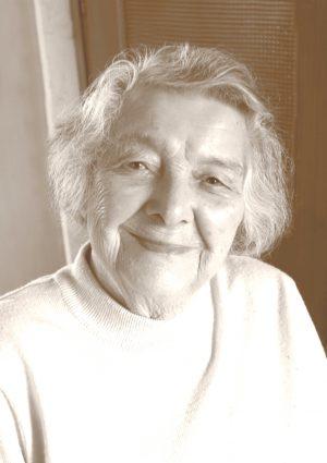 Portrait von Wilfrida Kessler