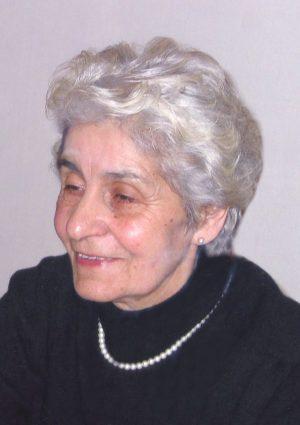 Portrait von Maria Gärtner
