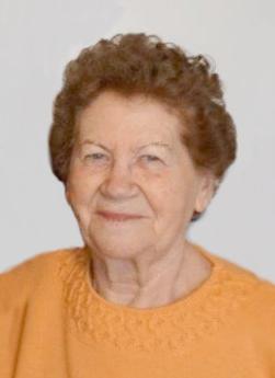 Portrait von Maria Raffel