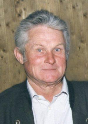 Portrait von Leopold Schabasser