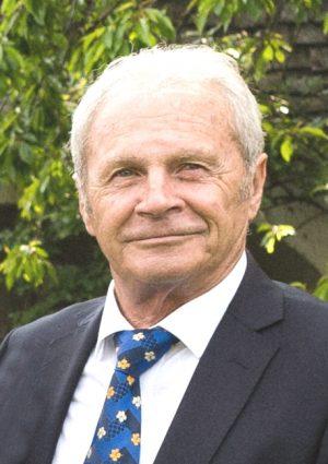 Portrait von Horst Jarc