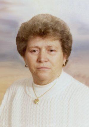 Portrait von Erna Mohr