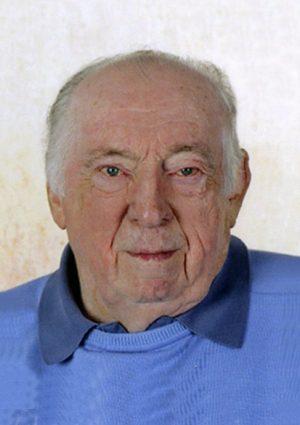 Portrait von Heinrich Wechtel