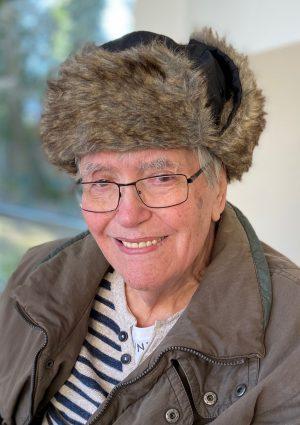 Portrait von Heinz Dobrohruschka
