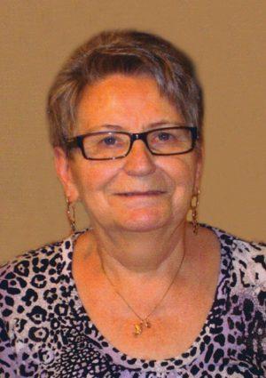 Portrait von Annemarie Wenk