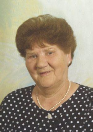 Portrait von Gertrude Kreitner