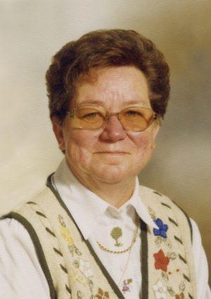 Portrait von Heidemarie Redl