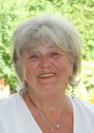 Portrait von Margarete Aron