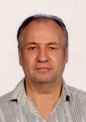 Portrait von Erich Scherr