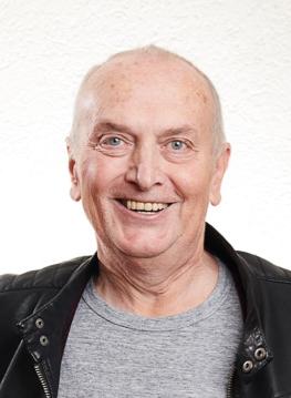 Portrait von Stadtrat Walter Grünstäudl