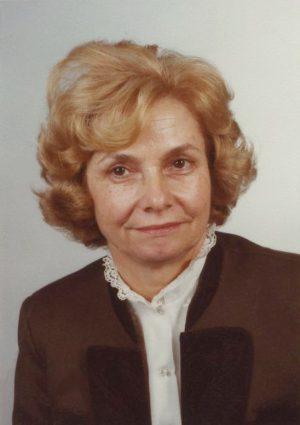 Portrait von Hermine Mayer