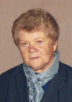 Portrait von Brunhilde Burger